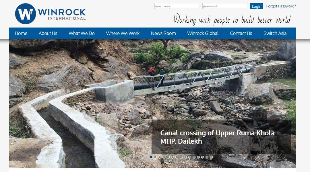 Winrock International Nepal